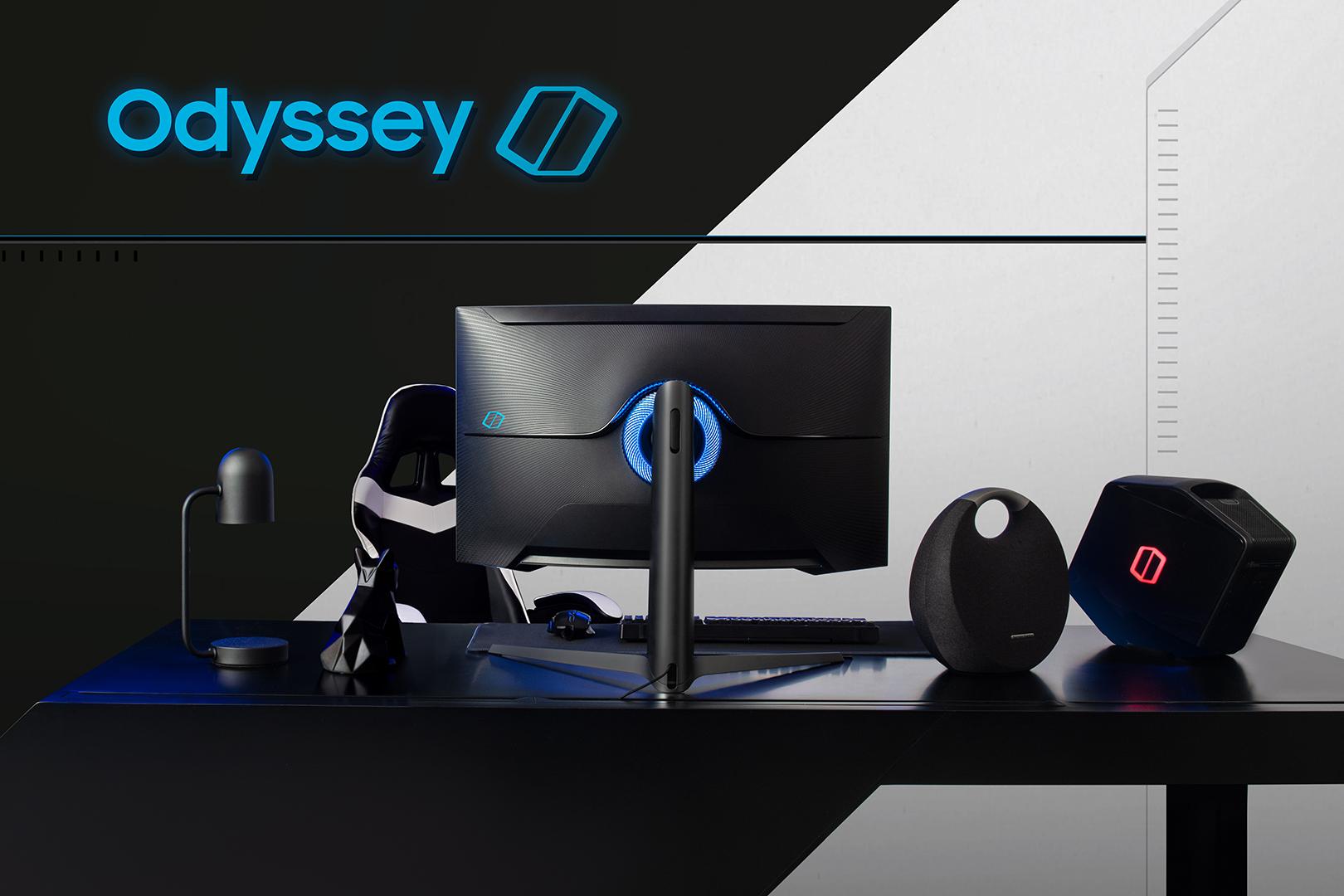 Samsung anunció sus nuevos monitores Odyssey