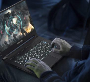 Acer y el juego