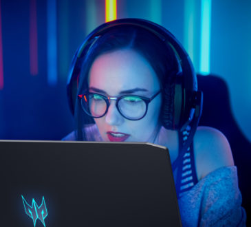 Acer mujeres gamers