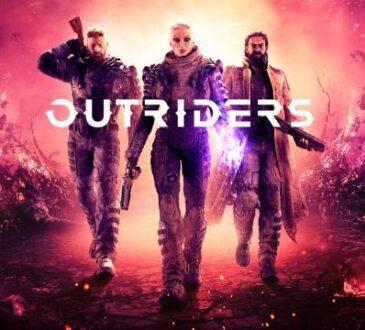 SQUARE ENIX anunció que el RPG Shooter OUTRIDERS, en donde la supervivencia exige agresión, será lanzado el 2 de febrero del 2021.