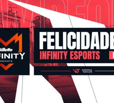 En un torneo con destacados enfrentamientos, Infinity Esports se consagro campeón de la región norte en el torneo de Valorant Versus