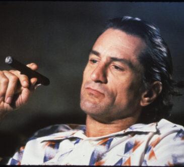 Cuando se menciona a Robert De Niro se habla de uno de los mejores actores del siglo XX. Con una vasta carrera en el cine y ganador de grandes premios