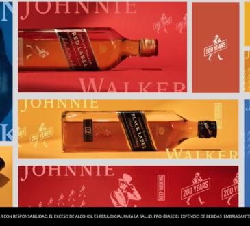Johnnie Walker cumpleaños 200 años