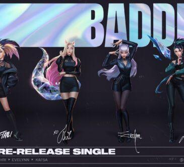 K/DA, el grupo virtual de pop conformado por Ahri, Kai'Sa, Evelynn y Akali de League of Legends vuelve después del éxito arrasador de su primer tema POP/STARS