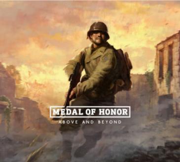 Respawn Entertainment compartió una nueva mirada a Medal of Honor: Above and Beyond, que incluye una campaña para un jugador basada en eventos reales