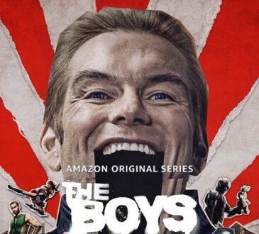 Trailer the boys