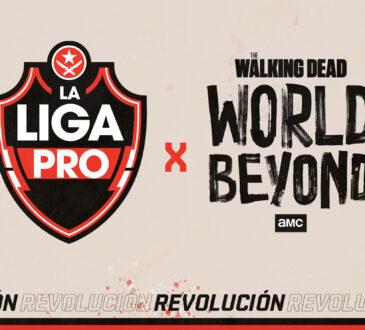 La Liga Pro es ahora La Liga Pro The Walking Dead: World Beyond. La competencia de Counter Strike más importante de América Latina