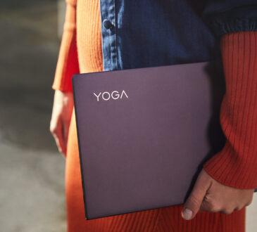 La nueva YOGA SLIM 7 de Lenovo es un portátil sofisticado, y un equipo para sentirse diferente cuando se usa. Es elegante y está fabricado en aluminio