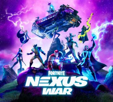 La Guerra en el Nexus comienza ahora con el lanzamiento del Capítulo 2 - Temporada 4 de Fortnite. los Héroes y Villanos de Marvel han llegado a Fortnite