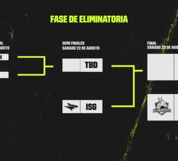 Finalistas de liga latinoamerica league of legends