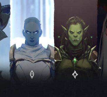 Mientras los jugadores de World of Warcraft se preparan para viaje a Shadowlands, una nueva serie animada de cuatro partes, Afterlives