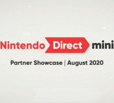 Nintendo presentó una variedad de juegos diferentes que llegan al sistema Nintendo Switch en el último vídeo de presentación de Nintendo Direct Mini