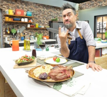 """El Gourmet, el único canal 100% de cocina en español de América Latina, estrena """"Supera esto"""" el martes 1 de septiembre a las 5:00 pm (hora Colombia)"""