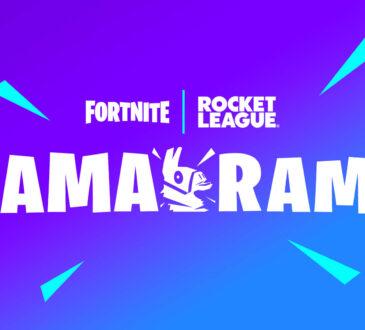 Para celebrar el lanzamiento de Rocket League free-to-play, Epic Games tendrá un evento crossover en Fortnite… ¡El Llama-Rama!