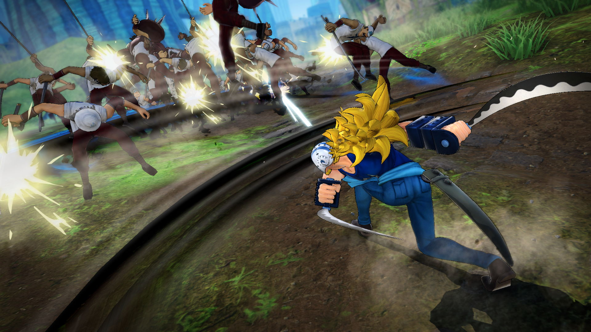 BANDAI NAMCO Entertainment America Inc. presentó el primer video de gameplay de Killer, que atravesará los campos de batalla de ONE PIECE: PIRATE WARRIORS 4