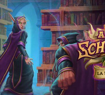 Toma asiento en la taberna y saca los libros! A partir del 8 de septiembre, los jugadores de Hearthstone develarán los secretos de la Biblioteca Prohibida
