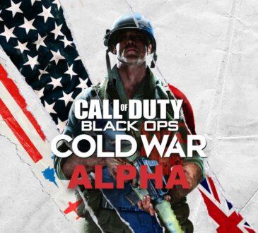 Los propietarios de PlayStation 4 podrán participar enCall of Duty: Black Ops Cold WarAlpha desde hoy hasta el 20 de septiembre