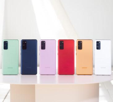 Samsung Electronics reveló el Galaxy S20 Fan Edition (FE), el nuevo integrante de la serie Galaxy S20. Este dispositivo premium trae innovaciones increibles