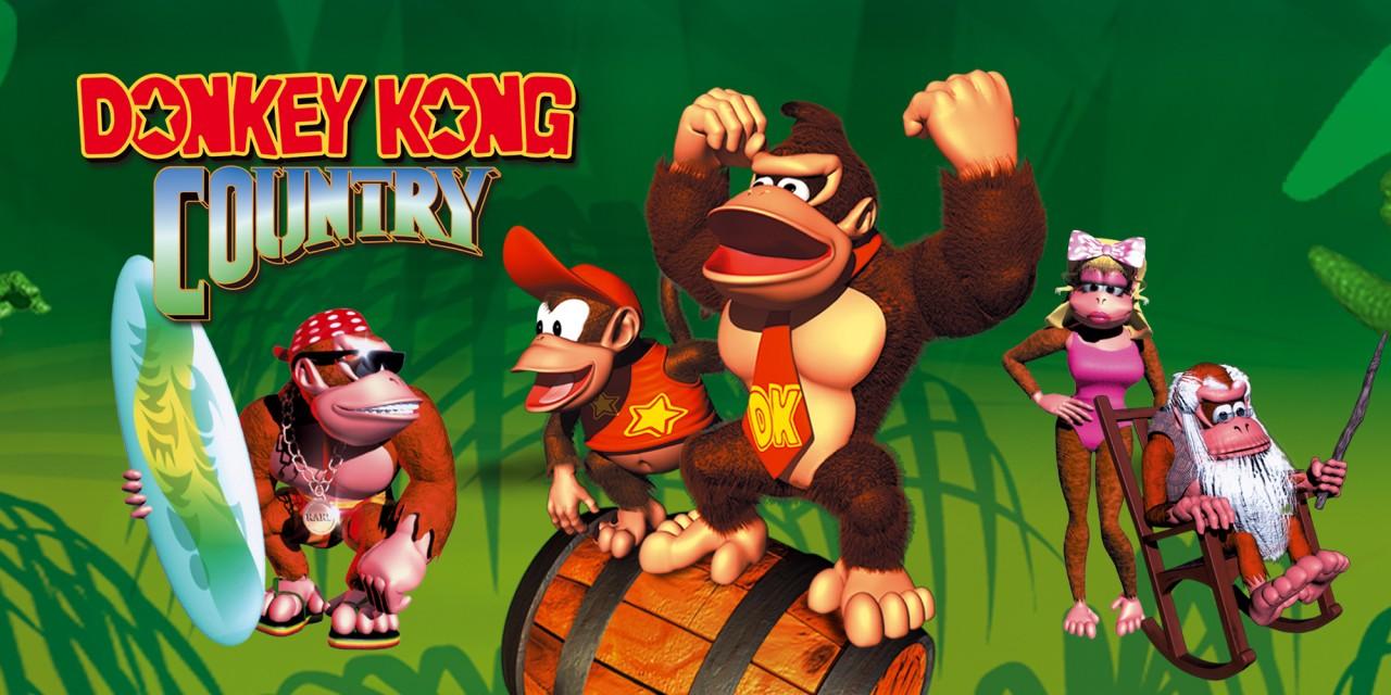 El 23 de septiembre, llegara el clásico juego de Super NES Donkey Kong Country 2: Diddy's Kong Quest para Nintendo Switch