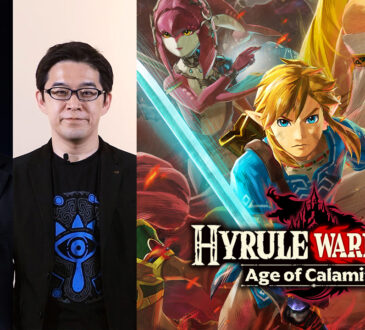 Hyrule Warriors: Age of Calamity, que se lanzará exclusivamente para Nintendo Switch el 20 de noviembre y estará disponible en Tienda la Nintendo