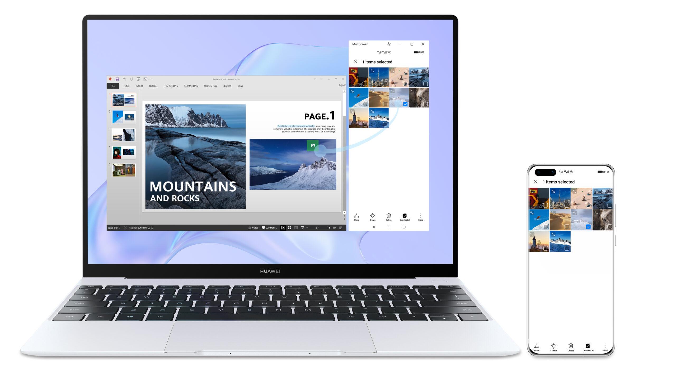 Huawei anunció en las últimas horas dos nuevos miembros para su familia de computadores portátiles: la MateBook X y la MateBook 14
