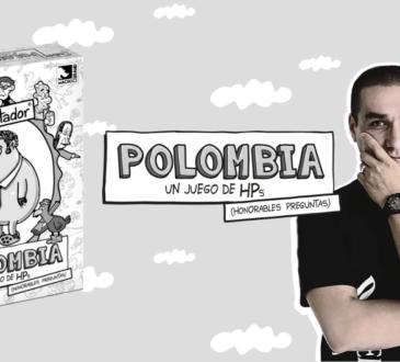 """Este es el caso del emprendimiento colombiano Macrobrand, que junto a Matador, ha decidido lanzar """"Polombia"""", un juego de mesa de humor negro"""