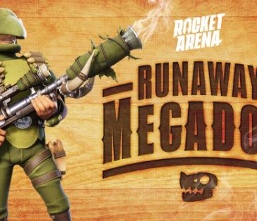 EA y Final Strike Games anunciaron el lanzamiento de Runaway Megadon, un nuevo evento especial por tiempo limitado dentro de Rocket Arena