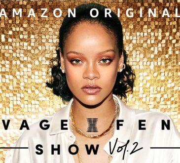 Amazon Prime Video presenta Savage X Fenty Show Vol. 2, un desfile de moda único que celebra la nueva colección Otoño 2020 del ícono de la música Rihanna
