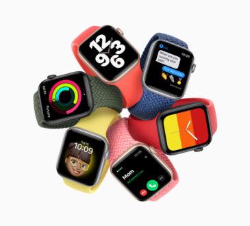 Apple anunció hoy Apple Watch SE, que incluye las funciones esenciales de Apple Watch en un diseño moderno a un precio más asequible.