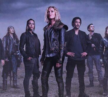 Warner Channel estrena la séptima temporada y final de The 100, todos los jueves, desde el 17 de septiembre, pasada la medianoche.