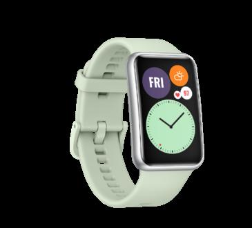 Desde el pasado sábado 19 de septiembre está disponible en Colombia el nuevo Watch Fit, el nuevo reloj inteligente de Huawei que anunció el 12 de septiembre