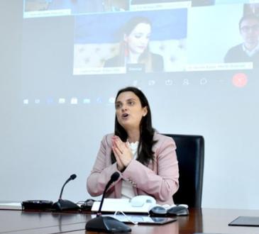El MinTIC e IBM Colombia firmaron este martes un acuerdo de entendimiento para capacitar a estudiantes y adultos del país en tecnologías disruptivas