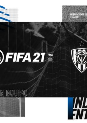 EA SPORTS y FIFA 21 firman el primer acuerdo de colaboración con un equipo ecuatoriano, con uno de los clubes más importantes Independiente del Valle.