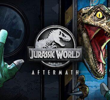 Universal Brand Development en colaboración con Facebook/Oculus, anunció el nuevo juego de realidad virtual Jurassic World Aftermath