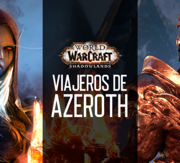 Blizzard anunció el primer podcast de World of Warcraft de América Latina, Viajeros de Azeroth, producido por Half Deaf para que no te pierdas nada