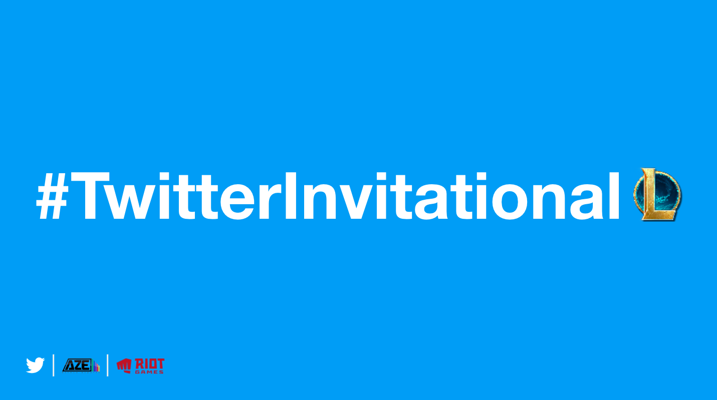 Es por esto que Twitter, realizará la primera competencia de exhibición #TwitterInvitational en alianza con Azteca Esports y Riot Games