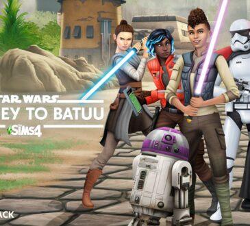 A, Maxis y Lucasfilm revelaron un nuevo y emocionante tráiler que muestra la jugabilidad del próximo Game Pack de The Sims 4 Star Wars: Viaje a Batuu