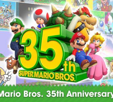 Mario ha recorrido un largo camino desde que se subió a ese primer Goomba en el mundo 1-1 del juego original de Super Mario Bros