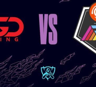 Rainbow 7 jugará contra LGD Gaming para un match al mejor de 5, jugará hoy martes 29 de septiembre. Y de ganar tendría que disputar otra serie -Bo5-