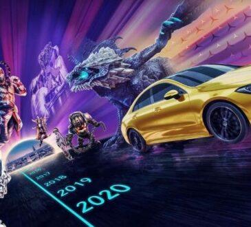 Riot Games y Mercedes-Benz anuncian que la marca automotriz de lujo servirá como socio exclusivo de LoL Esports y sus eventos globales.