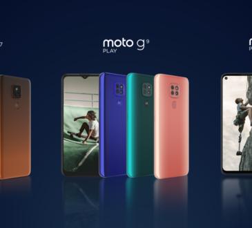 La nueva generación de smartphones de Motorola viene a ofrecer un máximo nivel de potencia, y lleva la experiencia de los usuarios al próximo nivel