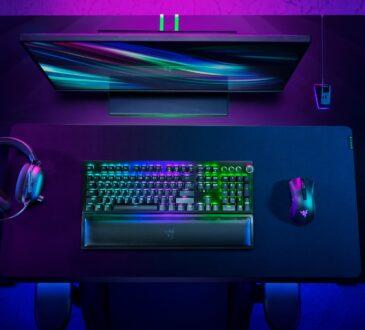 Razer, anunció el lanzamiento de los nuevos Razer BlackShark V2 Pro, DeathAdder V2 Pro y BlackWidow V3 Pro, creando una flota insignia de periféricos
