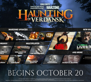 The Haunting of Verdansk primera experiencia de Halloween dentro de Warzone y Modern Warfare basada en los universos de SAW y The Texas Chainsaw Massacre.