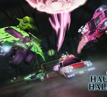Psyonix, la desarrolladora de videojuegos de San Diego anunció que Ghostbusters estará a la cabeza del Evento Haunted Hallows de Rocket League