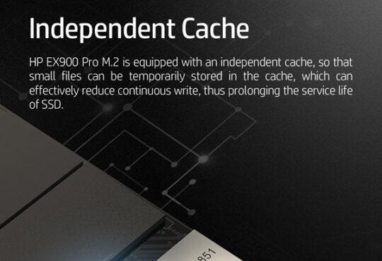 Biwin, empresa especializada en chip de memoria (IC), anunció el lanzamiento y la disponibilidad del SSD EX900 Pro M.2 de HP.