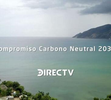 DIRECTV anunció que se compromete a ser carbono neutral en todas sus operaciones para 2035, es la primera empresa de la industria de Entretenimiento