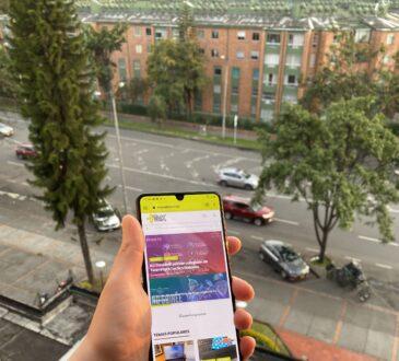 Tuvimos dos modelos de la serie Galaxy A la cual cuenta con celulares que combinan características premium, sin dejar atrás la calidad