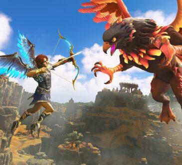 Ubisoft anuncia que Immortals Fenyx Rising ofrece a los jugadores una probadita del juego con un demo exclusivo de Stadia.