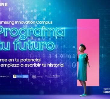 Samsung y la Pontificia Universidad Javeriana dan inicio al programa de codificación y programación con 400 estudiantes de todo el país.