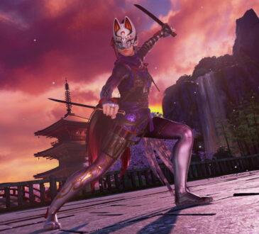 Kasane Randall mezcla sus armas de proyectiles con poderes psíquicos en su lucha contra Los Otros. para jugar en el modo historia de SCARLET NEXUS